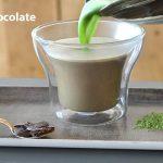 receta batido chocolate matcha